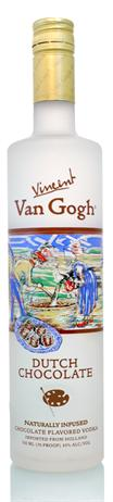 Vincent Van Gogh Vodka Chocolate